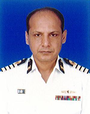 Capt S M Reazur Rashid, (S), psc, BN